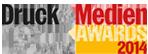 Logo Druck&Medien Award 2014